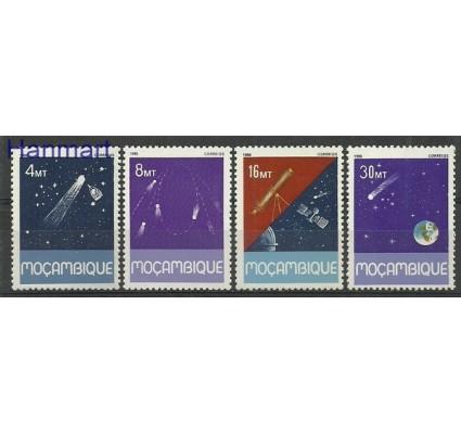 Znaczek Mozambik 1986 Mi 1046-1049 Czyste **