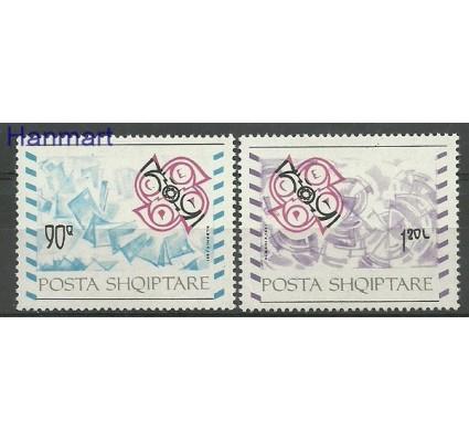 Znaczek Albania 1992 Mi 2495-2496 Czyste **