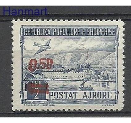 Znaczek Albania 1952 Mi 521 Czyste **
