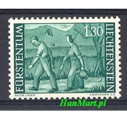 Liechtenstein 1964 Mi 438 Czyste **