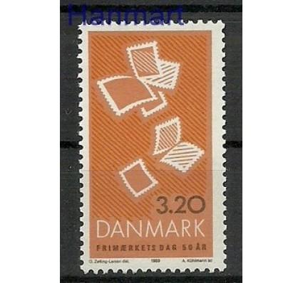 Znaczek Dania 1989 Mi 960 Czyste **