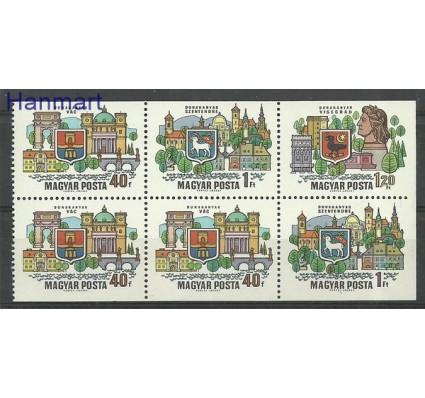 Znaczek Węgry 1969 Mi blatt 7 Czyste **