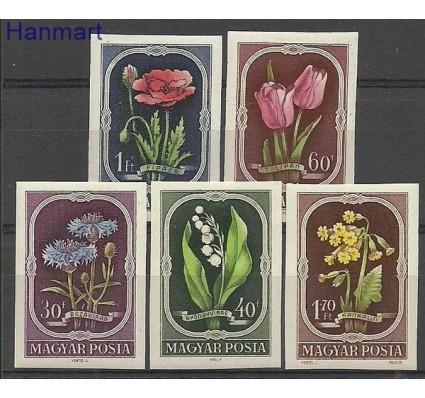 Znaczek Węgry 1951 Z podlepką *