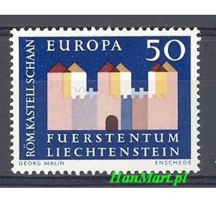 Znaczek Liechtenstein 1964 Mi 444 Czyste **