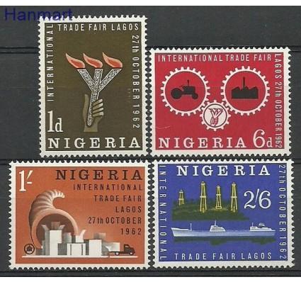 Znaczek Nigeria 1962 Mi 125-128 Czyste **