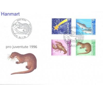 Znaczek Szwajcaria 1996 FDC