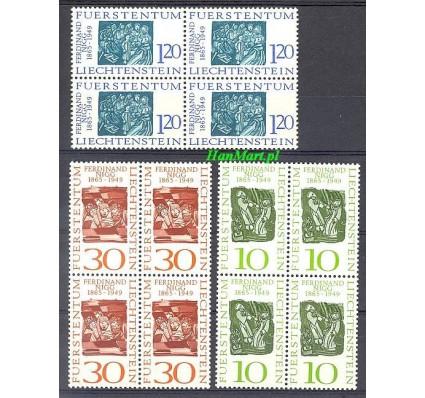 Znaczek Liechtenstein 1965 Mi 455-457 Czyste **