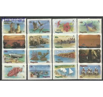 Znaczek Anguilla 1982 Mi 461-476 Czyste **