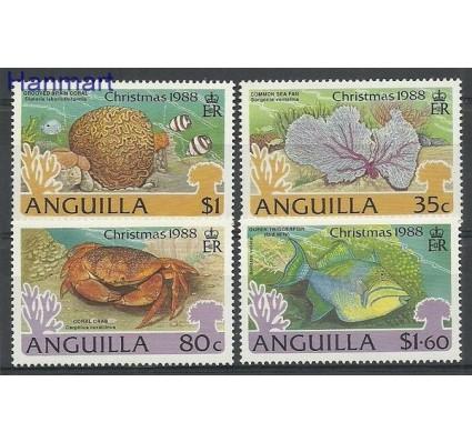 Znaczek Anguilla 1988 Mi 791-794 Czyste **