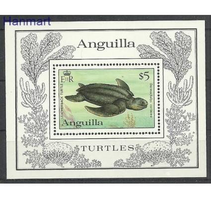 Znaczek Anguilla 1983 Mi bl 49 Czyste **
