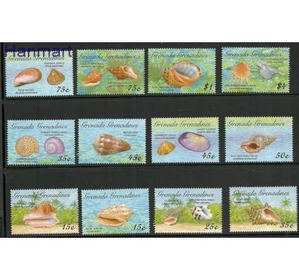 Znaczek Grenada i Grenadyny 1993 Mi 1738-1749 Czyste **