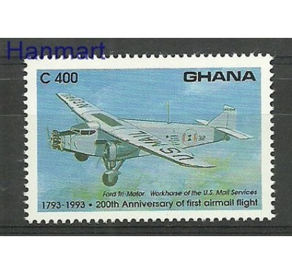 Ghana 1993 Mi 1824 Czyste **
