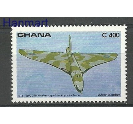 Znaczek Ghana 1993 Mi 1825 Czyste **