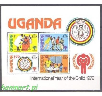 Uganda 1979 Mi bl 19 Czyste **