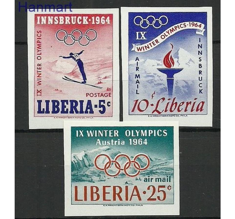 Liberia 1963 Czyste **