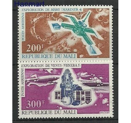 Znaczek Mali 1971 Mi 286-287 Czyste **