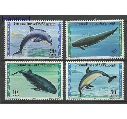Znaczek Grenadines of St Vincent 1980 Mi 182-185 Czyste **