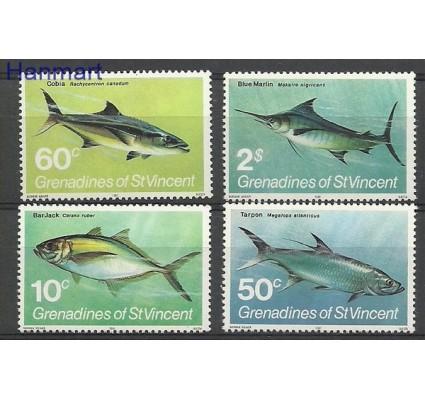 Znaczek Grenadines of St Vincent 1981 Mi 219-222 Czyste **