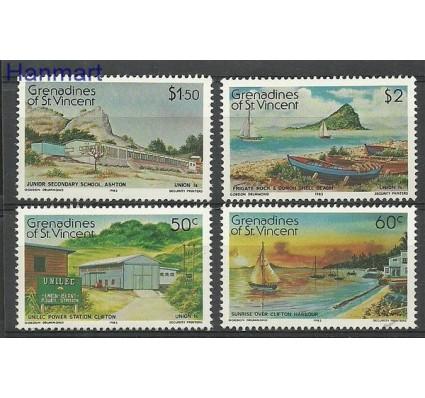 Znaczek Grenadines of St Vincent 1983 Mi 256-259 Czyste **