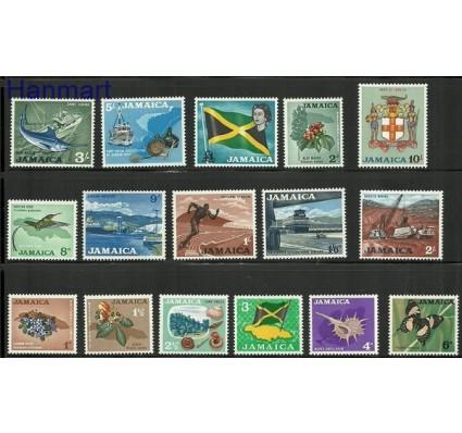 Znaczek Jamajka 1964 Mi 219-234 Czyste **