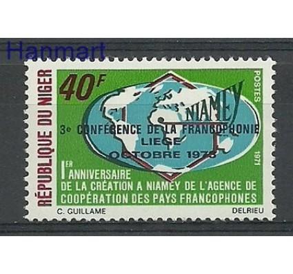 Znaczek Niger 1973 Mi 402 Czyste **