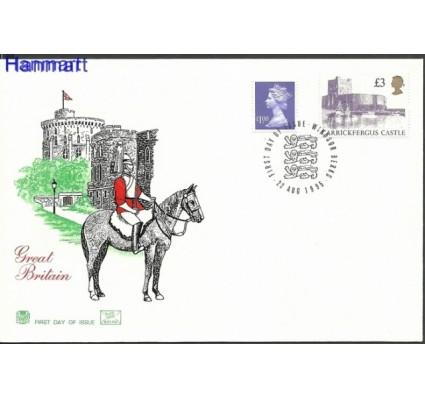 Znaczek Wielka Brytania 1995 Mi 1585-1586 FDC