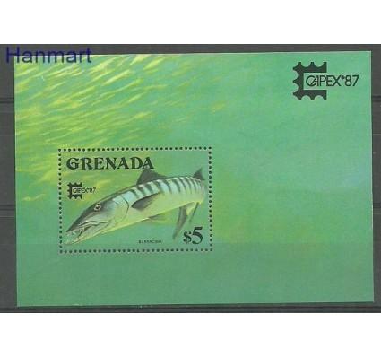 Znaczek Grenada 1987 Mi bl 186 Czyste **
