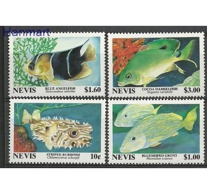 Znaczek Nevis 1994 Mi 822-825 Czyste **