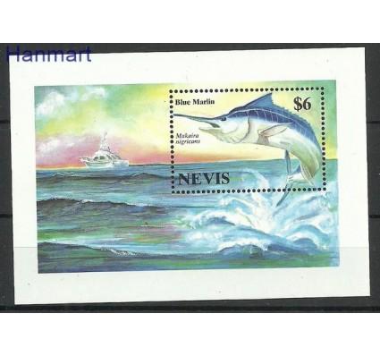 Znaczek Nevis 1994 Mi bl 81 Czyste **