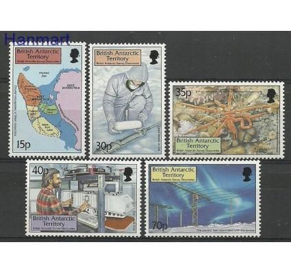 Znaczek Brytyjskie Terytorium Antarktyczne 1999 Mi 293-297 Czyste **
