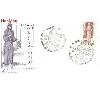 Znaczek Włochy 1976 Mi 1540 FDC