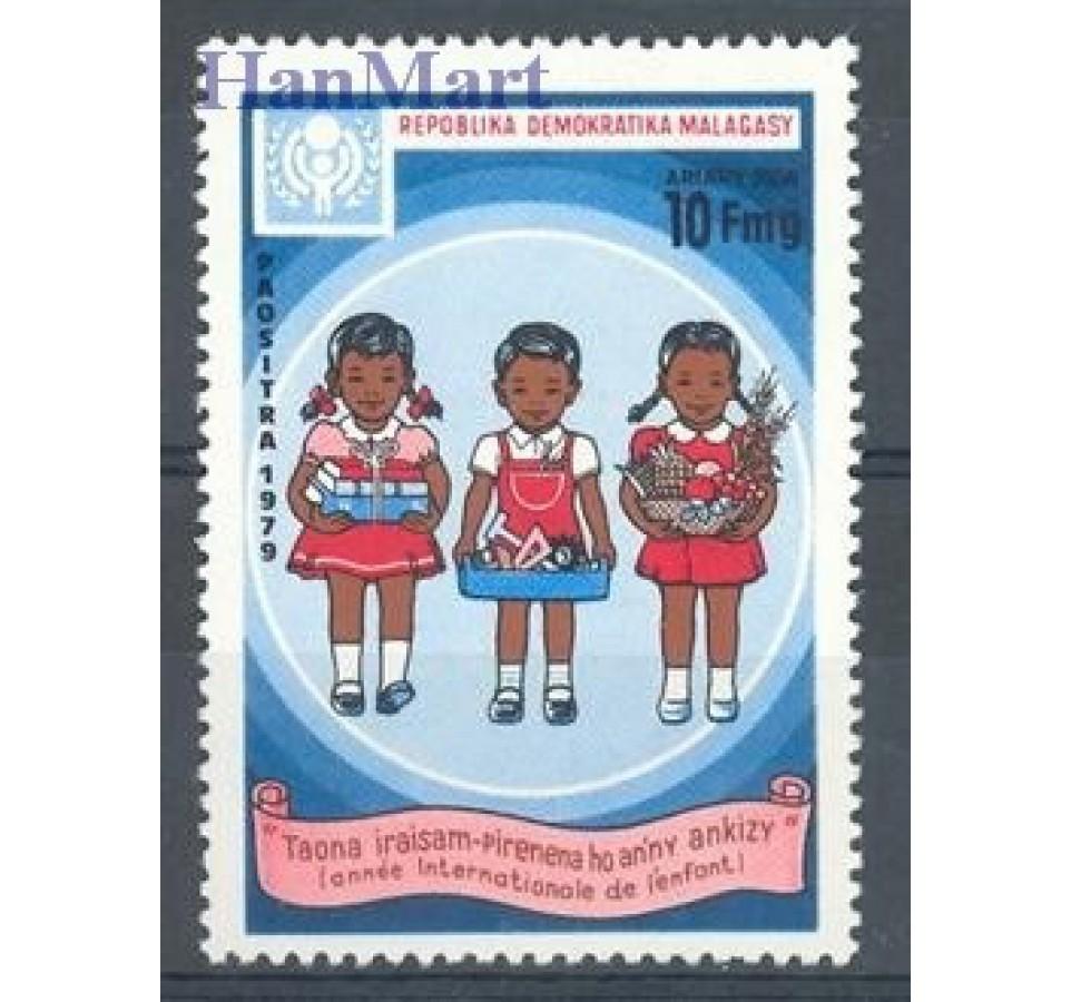 Madagaskar 1979 Mi 845 Czyste **