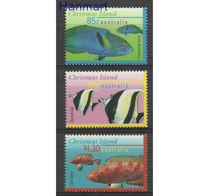 Znaczek Wyspa Bożego Narodzenia 1997 Mi 429-431 Czyste **
