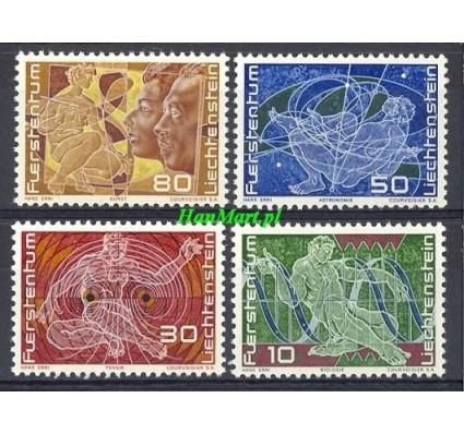 Znaczek Liechtenstein 1969 Mi 508-511 Czyste **