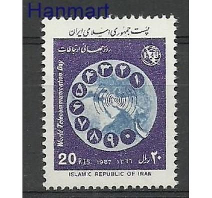 Znaczek Iran 1987 Mi 2214 Czyste **