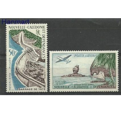 Znaczek Nowa Kaledonia 1959 Mi 368-369 Czyste **