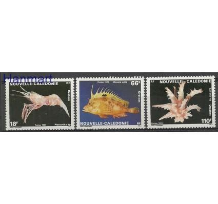 Znaczek Nowa Kaledonia 1989 Mi 849-851 Czyste **
