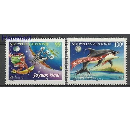 Znaczek Nowa Kaledonia 1997 Mi 1117-1118 Czyste **