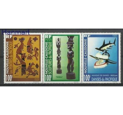 Znaczek Nowa Kaledonia 1997 Mi 1114-1116 Czyste **