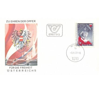 Znaczek Austria 1977 Mi 1558 FDC