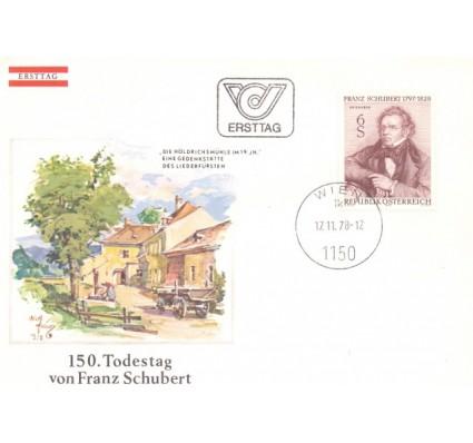 Austria 1978 Mi 1590 FDC