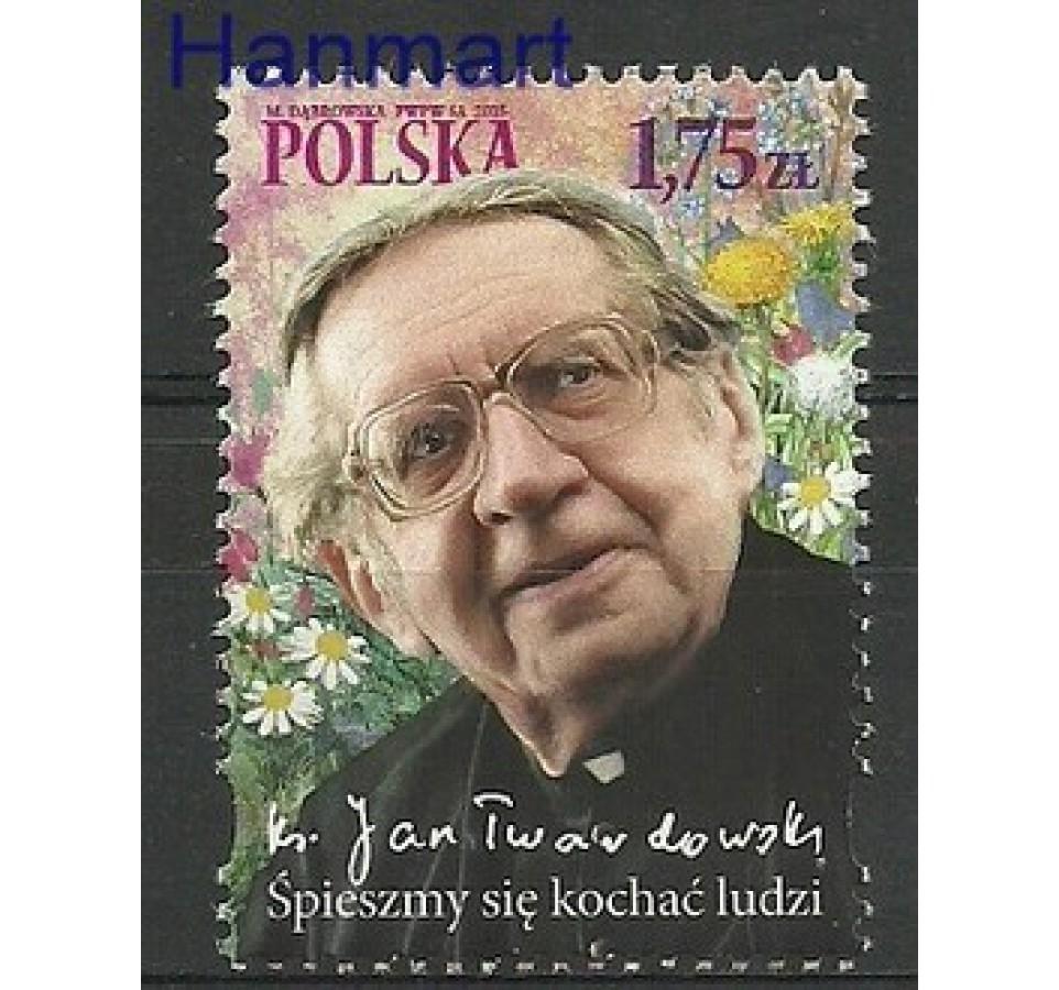 Polska 2015 Mi 4765 Fi 4615 Czyste **