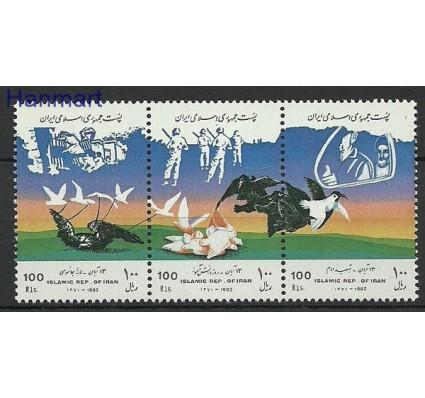 Znaczek Iran 1992 Mi 2530-2532 Czyste **