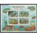 Kiribati 1985 Mi bl 12 Czyste **