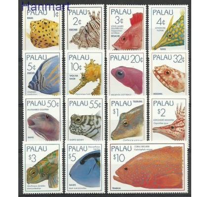 Znaczek Palau 1995 Mi 840-854 Czyste **