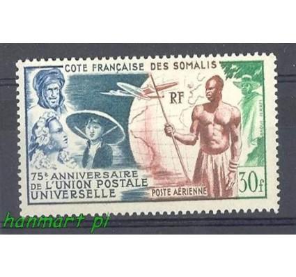Znaczek Somali Francuskie 1949 Mi 307 Czyste **