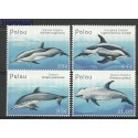 Palau 2009 Mi 2870-2873 Czyste **