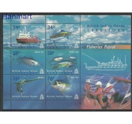 Znaczek Brytyjskie Terytorium Oceanu Indyjskiego 2004 Mi 334-339 Czyste **