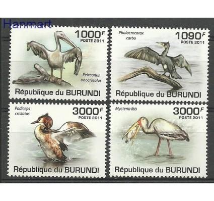 Znaczek Burundi 2011 Mi 2006-2009 Czyste **