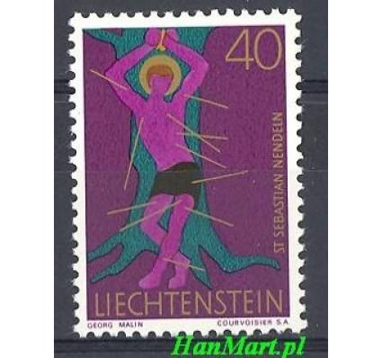 Znaczek Liechtenstein 1971 Mi 543 Czyste **